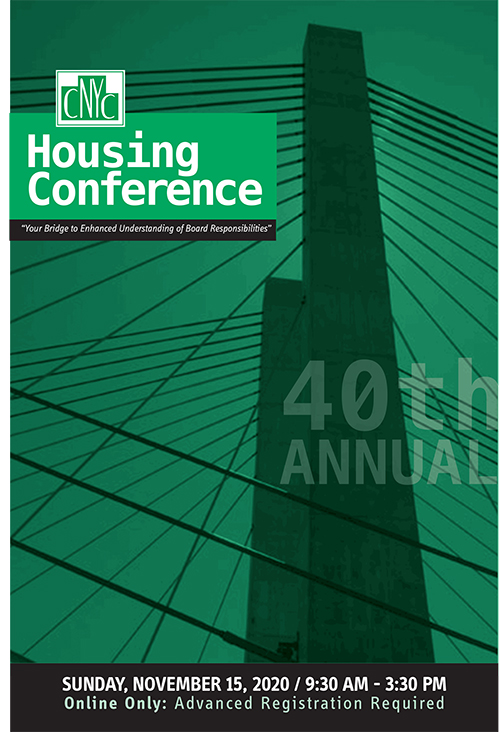 40th Annual Housing Conference